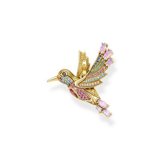 Anhänger bunter Kolibri gold aus der  Kollektion im Online Shop von THOMAS SABO