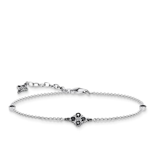 bracelet black stones from the Glam & Soul collection in the THOMAS SABO online store