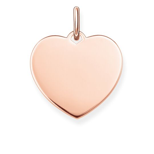 pendant Heart from the Love Bridge collection in the THOMAS SABO online store