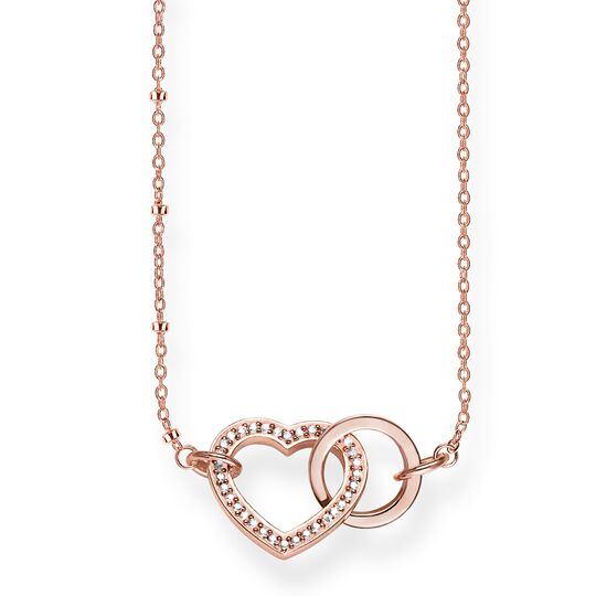 necklace heart TOGETHER FOREVER from the Glam & Soul collection in the THOMAS SABO online store