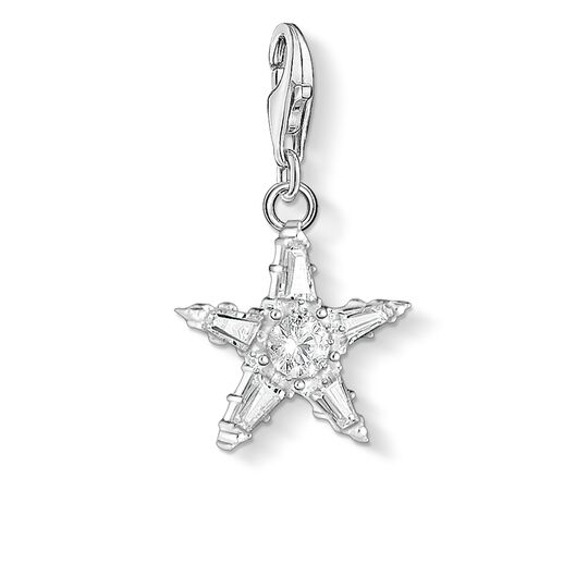 Charm pendant star from the Glam & Soul collection in the THOMAS SABO online store
