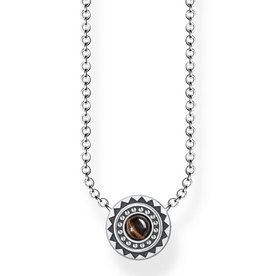 necklace ethno brown from the  collection in the THOMAS SABO online store