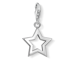 "Charm pendant ""star"" from the  collection in the THOMAS SABO online store"