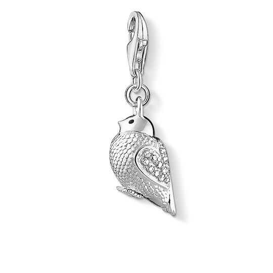 Charm pendant bird from the  collection in the THOMAS SABO online store