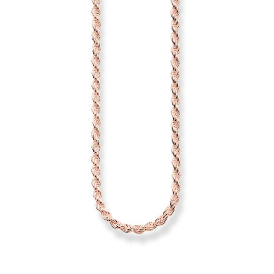 Cord chain from the  collection in the THOMAS SABO online store