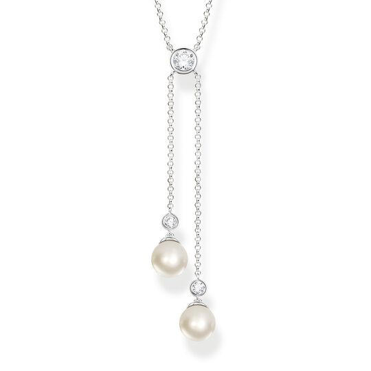 pearl necklace from the Glam & Soul collection in the THOMAS SABO online store