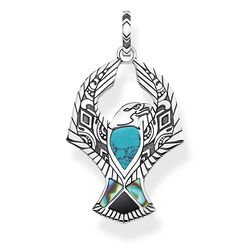 "pendant ""eagle"" from the Rebel at heart collection in the THOMAS SABO online store"