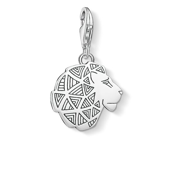 "Charm pendant ""Lion"" from the  collection in the THOMAS SABO online store"