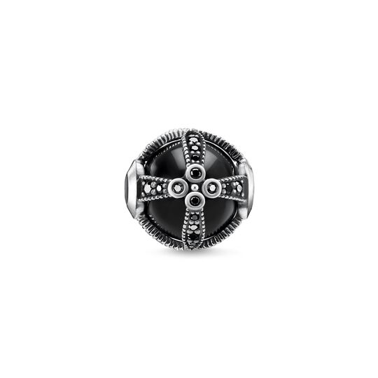 Bead Royalty Black from the Karma Beads collection in the THOMAS SABO online store