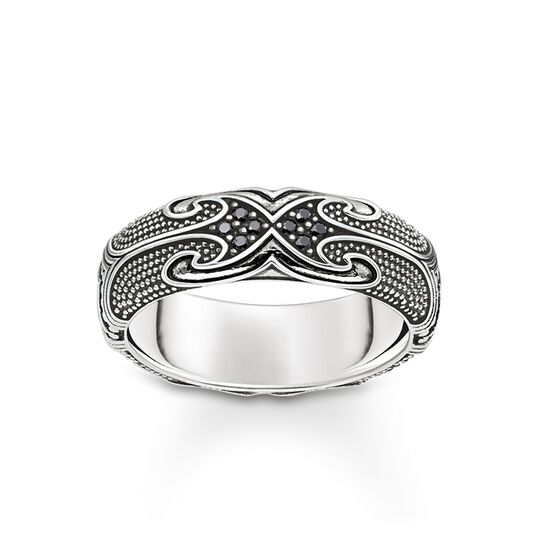 """ring """"Maori"""" from the Rebel at heart collection in the THOMAS SABO online store"""