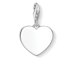 "Charm pendant ""heart"" from the Charm Club Collection collection in the THOMAS SABO online store"