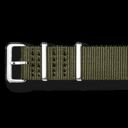 Bracelet textile Nato, kaki de la collection  dans la boutique en ligne de THOMAS SABO