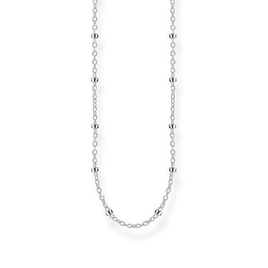 round belcher chain silver from the  collection in the THOMAS SABO online store
