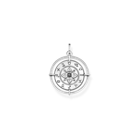 Pendant amulet elements of nature silver from the  collection in the THOMAS SABO online store