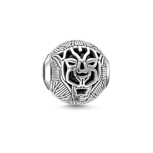 Bead Black Cat from the Karma Beads collection in the THOMAS SABO online store