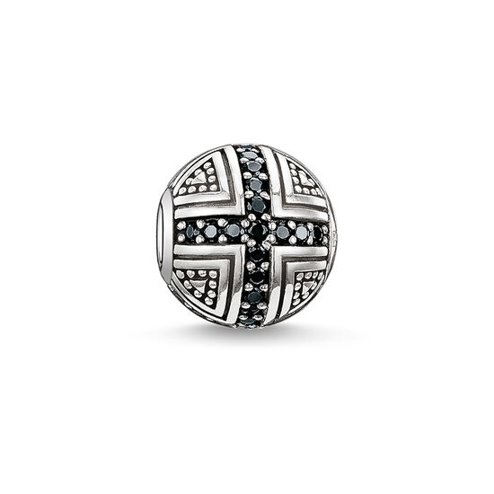 "Bead ""eroe"" from the Karma Beads collection in the THOMAS SABO online store"