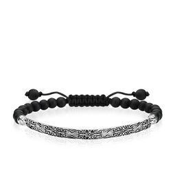 "bracelet ""Maorí"" from the Love Bridge collection in the THOMAS SABO online store"