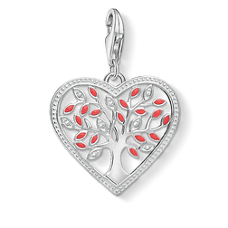 "Charm pendant ""heart Tree of Love"" from the Glam & Soul collection in the THOMAS SABO online store"