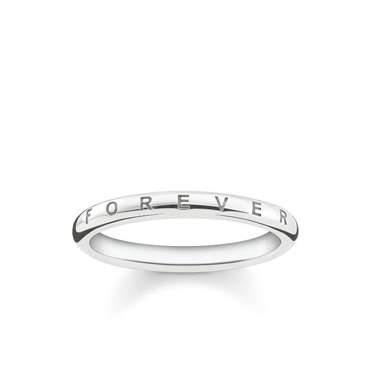 """ring """"Forever Together"""" from the Glam & Soul collection in the THOMAS SABO online store"""