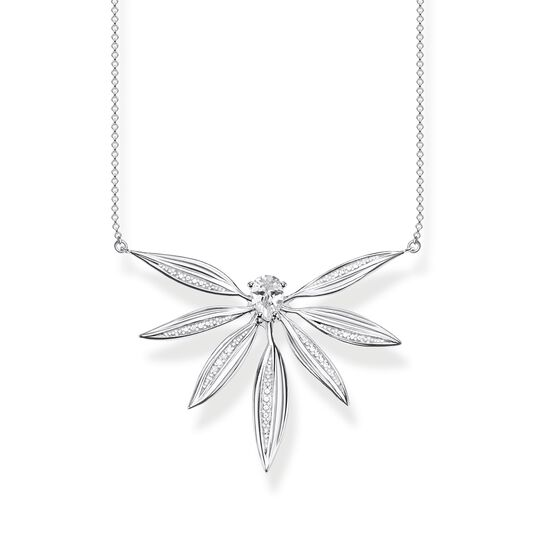 necklace leaves large silver from the  collection in the THOMAS SABO online store