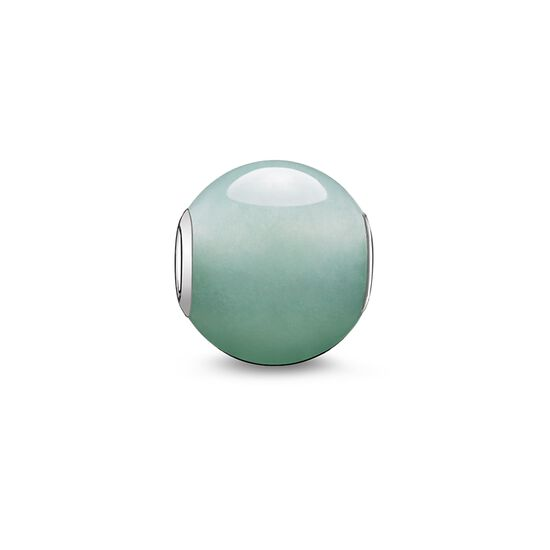"Bead ""green aventurine"" from the Karma Beads collection in the THOMAS SABO online store"
