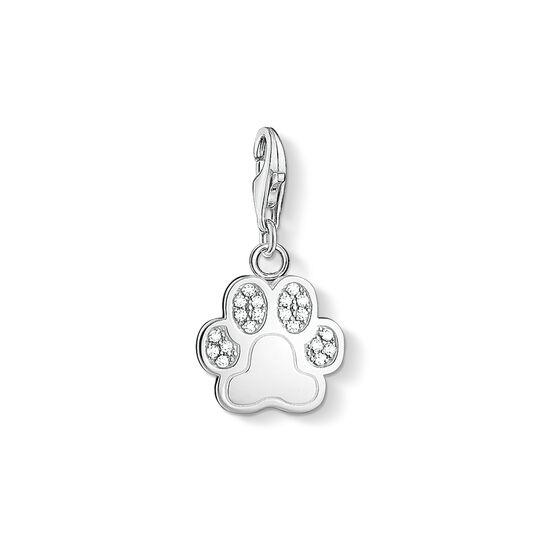 pendentif Charm patte de la collection Charm Club dans la boutique en ligne de THOMAS SABO