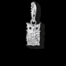 """Charm-Anhänger """"Eule"""" aus der  Kollektion im Online Shop von THOMAS SABO"""