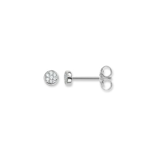 ear studs sparkling circles from the Glam & Soul collection in the THOMAS SABO online store