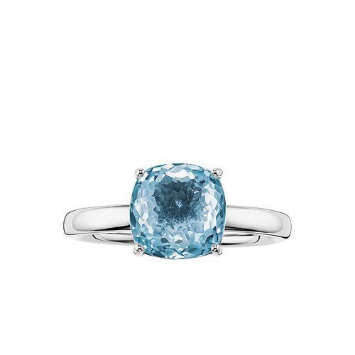 """solitaire """"bleu"""" de la collection Glam & Soul dans la boutique en ligne de THOMAS SABO"""