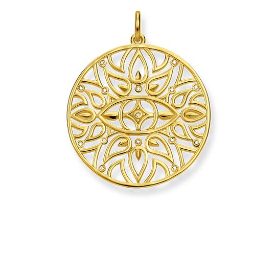 "pendant ""ornament"" from the Glam & Soul collection in the THOMAS SABO online store"