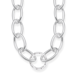"necklace ""circle"" from the Glam & Soul collection in the THOMAS SABO online store"