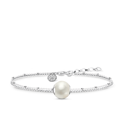 pearl bracelet from the Karma Beads collection in the THOMAS SABO online store
