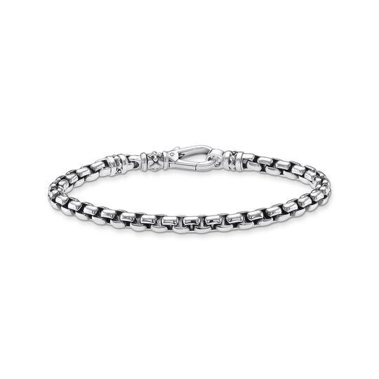 Pulsera enlaces de plata de la colección  en la tienda online de THOMAS SABO
