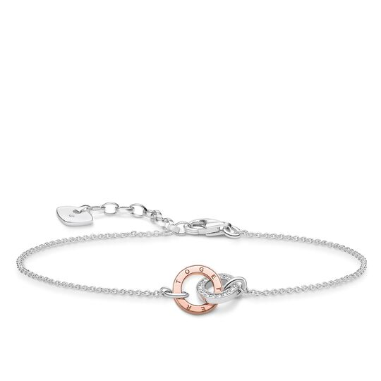 bracelet TOGETHER from the Glam & Soul collection in the THOMAS SABO online store