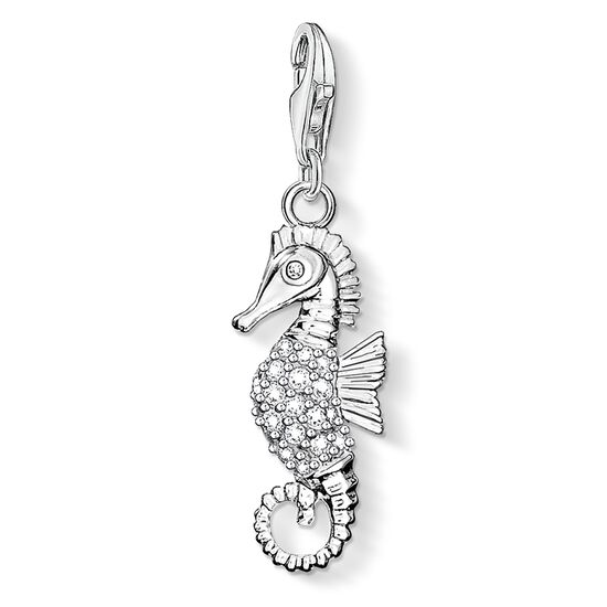Charm pendant seahorse 0339 charm club thomas sabo germany charm pendant quotseahorsequot from the collection in the thomas sabo aloadofball Choice Image