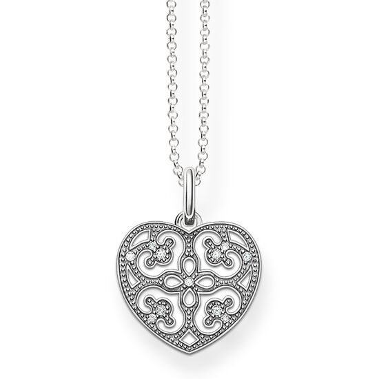 Necklace ornament heart ke1557 thomas sabo singapore necklace from the glam amp soul collection in the thomas sabo online store aloadofball Gallery