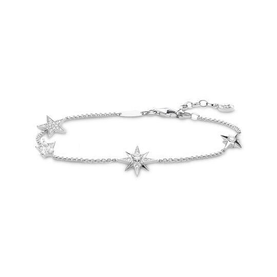 bracelet stars silver from the  collection in the THOMAS SABO online store