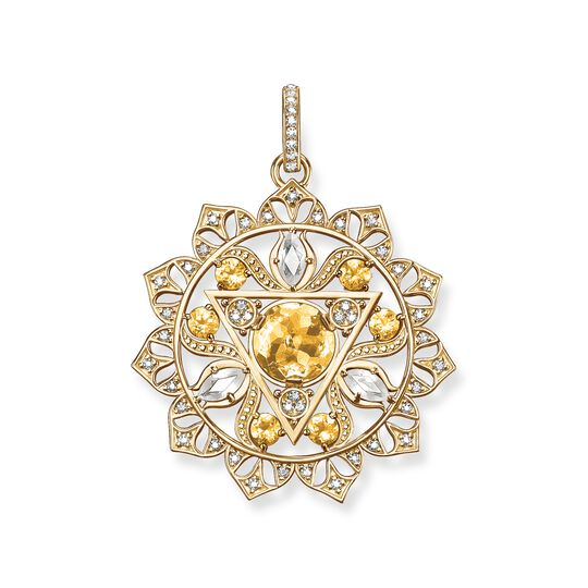 pendant solar plexus chakra from the  collection in the THOMAS SABO online store