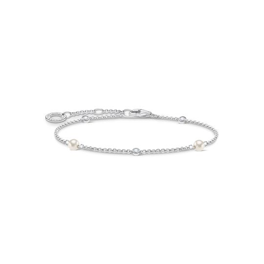 Bracelet white stones from the Charming Collection collection in the THOMAS SABO online store