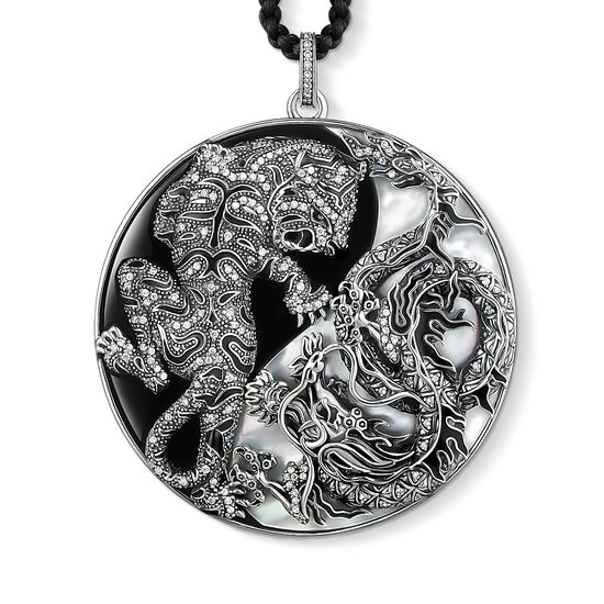 Pendant on chain from the  collection in the THOMAS SABO online store