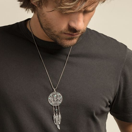 pendant from the Rebel at heart collection in the THOMAS SABO online store