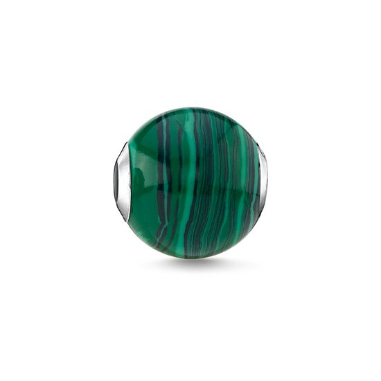 """Bead """"green"""" from the Glam & Soul collection in the THOMAS SABO online store"""