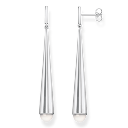 "earrings ""droplet"" from the Glam & Soul collection in the THOMAS SABO online store"