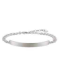 "bracelet ""chain look"" from the Love Bridge collection in the THOMAS SABO online store"