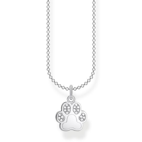 Necklace paw from the Charming Collection collection in the THOMAS SABO online store