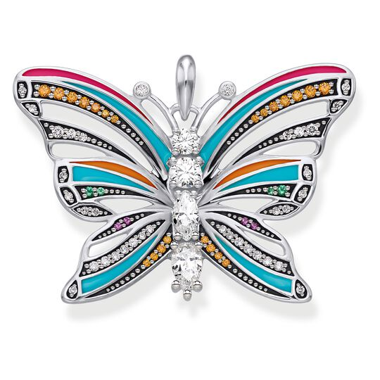 pendant butterfly from the Glam & Soul collection in the THOMAS SABO online store