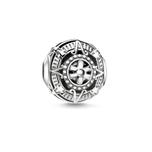 """Bead """"Mayan calendar"""" from the Karma Beads collection in the THOMAS SABO online store"""