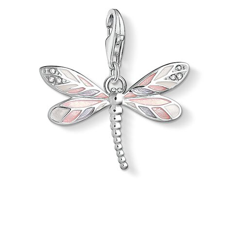 """Charm pendant """"dragonfly"""" from the  collection in the THOMAS SABO online store"""