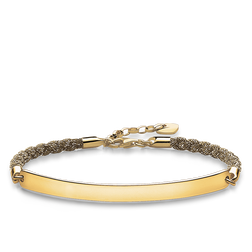 "bracelet ""Mokuba"" from the Love Bridge collection in the THOMAS SABO online store"