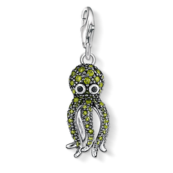 Charm pendant octopus from the Charm Club Collection collection in the THOMAS SABO online store